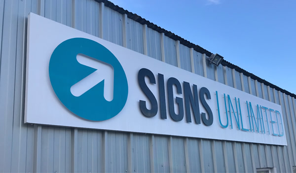 Signs Unlimited Warrington