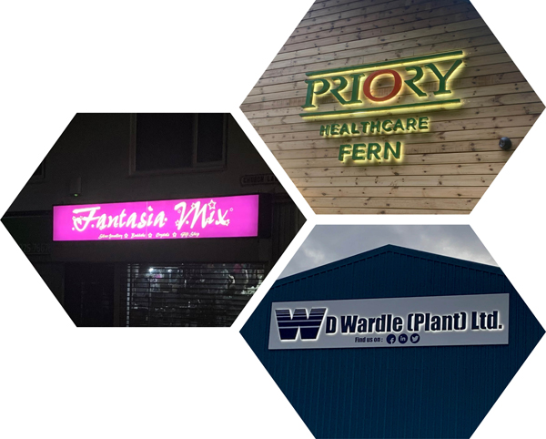Signs Warrington | Professional Sign Maker | Signs Unlimited